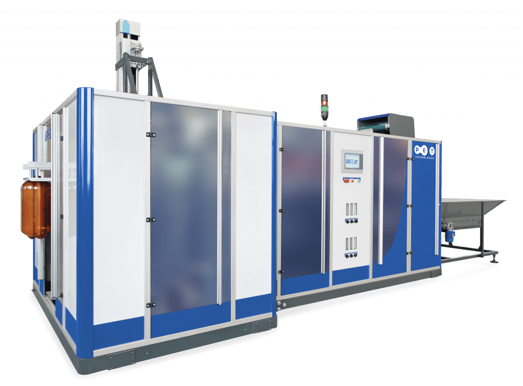 PET kegs automatic blow molding machine APF-30