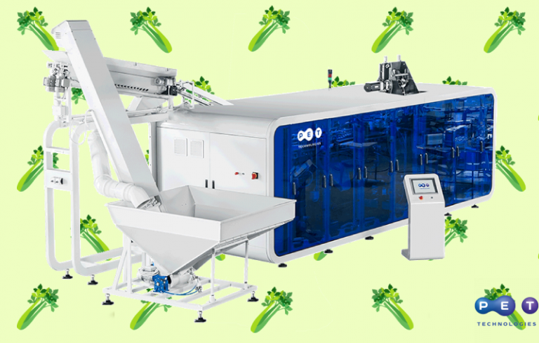 celery juice packaging equipment