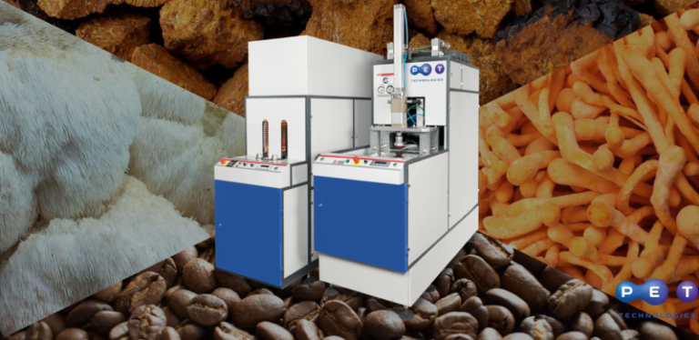 mushroom coffee packaging equipment