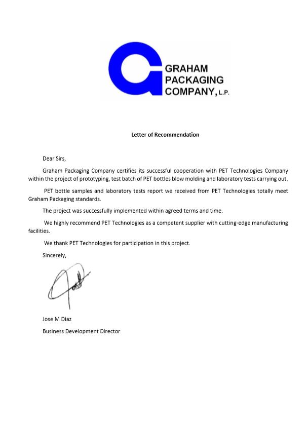 Graham Packaging Company logo